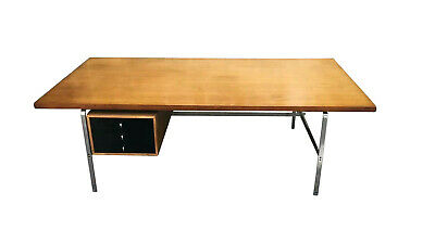 Kastholm and Fabricius Desk Executive Rosewood Kill International Mid Century