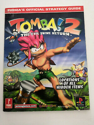 Tomba 2 Evil Swine Return (Prima's Official Strategy Guide)