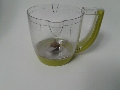 BEABA Babycook Baby Food Maker Replacement Parts Pieces PITCHER WITH BLADE ONLY