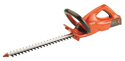 Flymo Easicut 420 Cordless Hedge Trimmer Silver Grade
