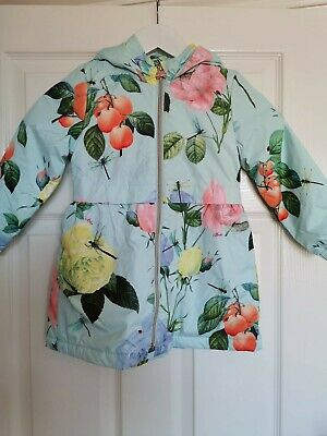 Ted Baker Girls Floral Jacket BNWT Size 4-5 Years