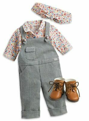 American Girl Kit's Gardening Outfit NEW in Box ~doll not included ~