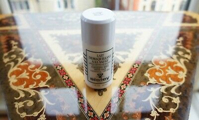 Sisley Cleansing Milk with Sage Combination/Oily Skin 30ml Travel Size New