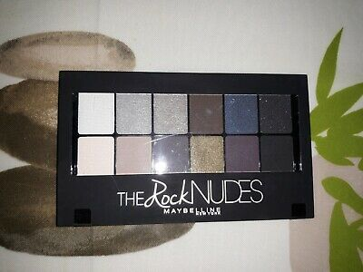 Palette Maybelline THE ROCK NUDES neuve