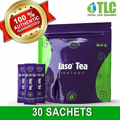 ❤️IASO TEA INSTANT 30 Sachets - Naturally Detox & Cleanse - Expedited Delivery