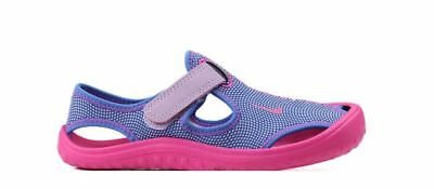 Nike Sunray Protect Sandals Swim / Summer / Beach UK Size 2.5 NEW AUTHENTIC