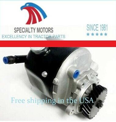 D6NN3K514B Power Steering Pump /NEW/ for Ford New Holland 8000 9000+