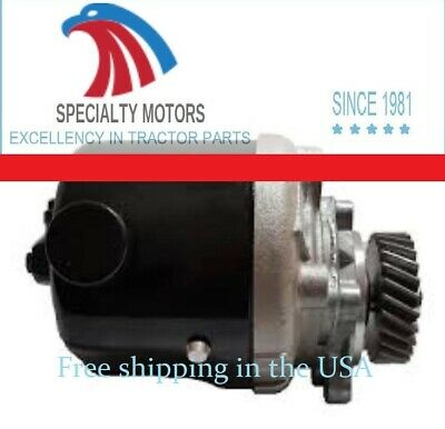 E7NN3K514CA POWER STEERING PUMP /NEW/ for Ford NH 345C... 445D