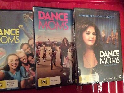Watched once Dance Moms Season 6 dvd collection