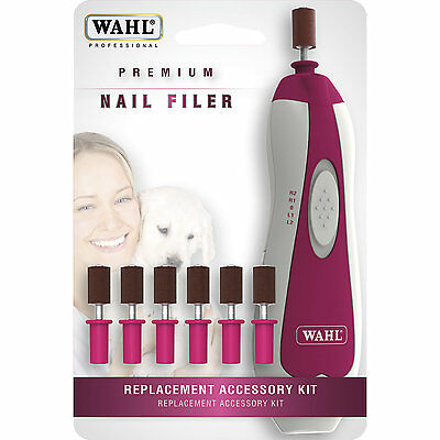 Wahl's Replacment Kit for Premium Nail Filer