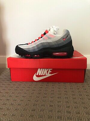 VINTAGE OG NIKE AIR MAX 95 GREYYELLOW TRAINERS UK 5 US 5.5 EUR 38 25 CM 25 PSI