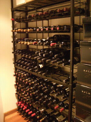 Bulk Wine Storage Rack Without or With Frame