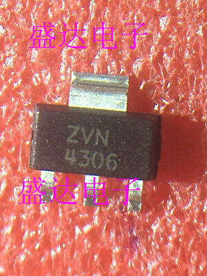 10PCS ZXMN6A07FTA Encapsulation:SOT-23,60V N-CHANNEL ENHANCEMENT MODE MOSFET