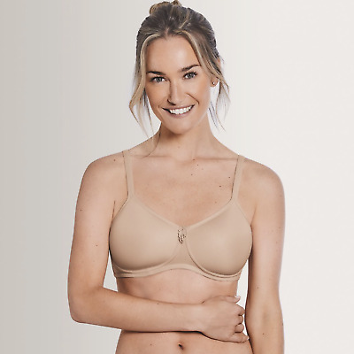Amoena Lara soft cup bra - post surgery/mastectomy NWT RRP: $58.95! free post!
