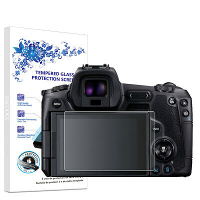 For Canon EOS R Tempered Glass Screen Protector