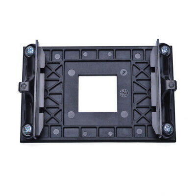 CPU Fan Bracket Back Plate Stable Radiator Mount Practical Professional For AM4