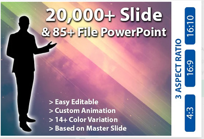 20,000 editable slides PowerPoint Templates presentation digital delivery 1day🥇