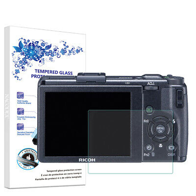 For RICOH GR Digital III (GR3) Tempered Glass Screen Protector