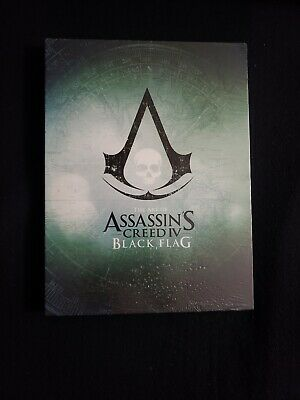 Assassin's creed IV black flag ,signed Slipcase Limited To 500 Copies New Sealed