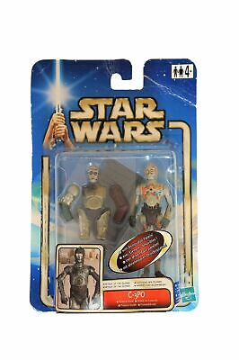 Star Wars Attack of the Clones (AOTC) Action Figure - C-3PO Protocol Droid