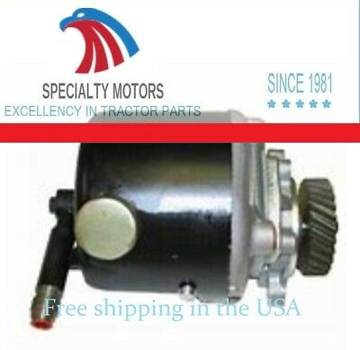 E6NN3K514LA POWER STEERING PUMP/NEW/for Ford New Holland  5200 7000