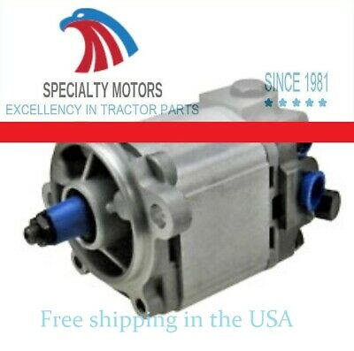 C7NN3A674F 81816585 POWER STEERING PUMP /NEW/ for Ford NH 2000 3000 4000+