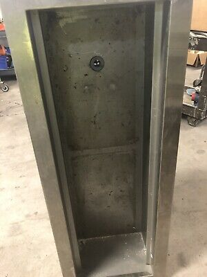 DELFIELD commercial ice bin cooler 47x18x10.75