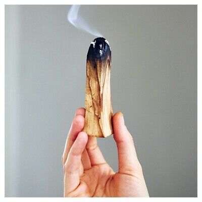 Palo Santo Holy Sacred Wood Sticks Strong Incense ✅ Authentic, Ethically Sourced