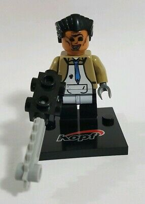 Leatherface Custom Minifigure LEGO Compatible Texas Chainsaw Massacre