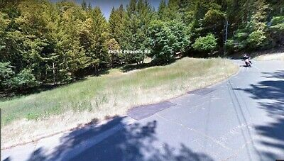 Prime Buildable Treed Lot~Mendocino County California~No Reserve!