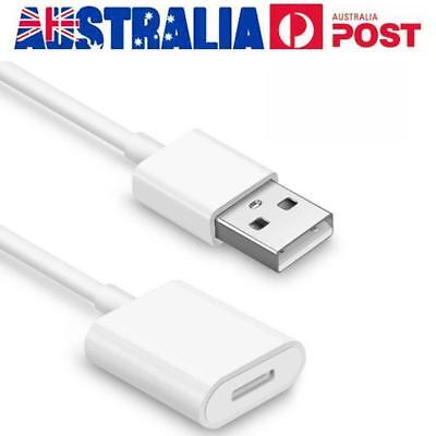 AU Female USB Charging Adapter Charger Cable for Apple iPad Stylus Pencil Pen AS