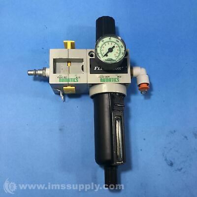 Numatics C22D-02M Coal Filter Regulator 7714