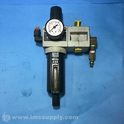 Numatics C22D-02M Coal Filter Regulator 7741