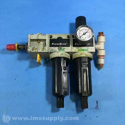 Numatics C22D-04M Pneumatic Filter 7797