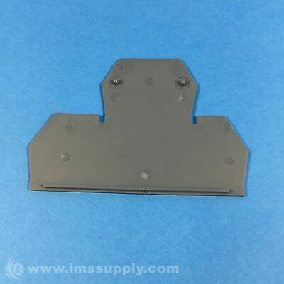 Automation Direct DN-DEC10 Double-Level Terminal Block End Cover 3101