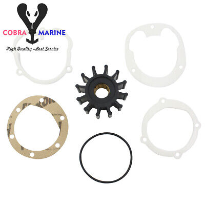 875811 3862281,877400 21951348 Impeller /& Gaskets Replaces Volvo Penta #