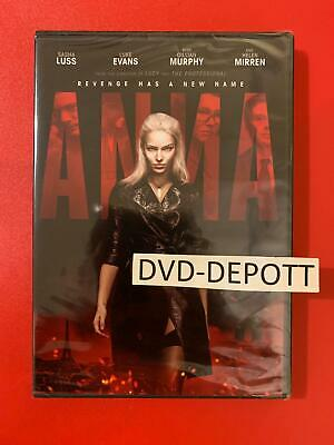 ANNA 2019 DVD {{AUTHENTIC READ LISTING}} Brand New FAST Free Shipping