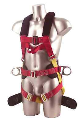 Portwest FP18 Safety Harness Comfort Plus 3 Points Anchorage Fall Arrest Safety