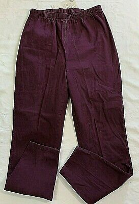 JUST MY SIZE~Womens denim leggings, New Old Stock Size 14-16W pull on high rise