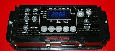 Whirlpool Oven Electronic Control Board - Part # 9762185
