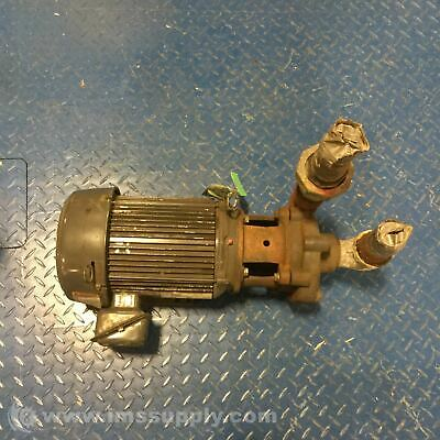 US Electrical Motors G70399 3 Phase Electric Motor 4797