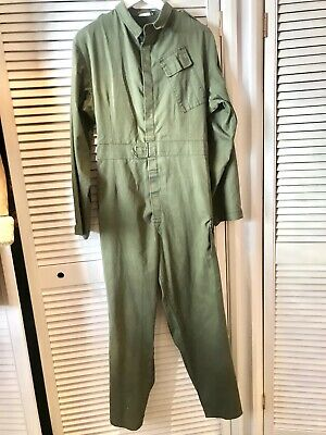 Vintage Boilersuit Coveralls Overalls Jumpsuit