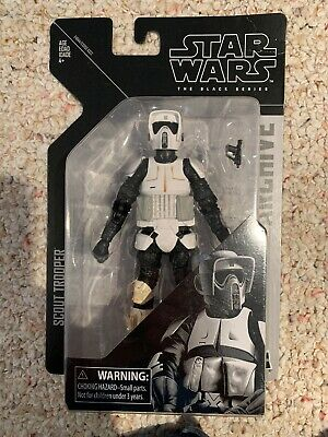 Hasbro Star Wars The Black Series FIRST ORDER STORMTROOPER FIRST EDITION Figure