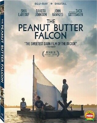 The Peanut Butter Falcon (Blu-ray)(Region A)