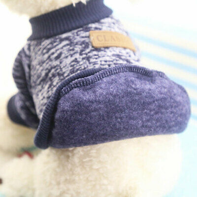 Puppy  Winter Clothes Clothing Cat Coat Pet  Jacket Cat Sweater Coat Dog Apparel