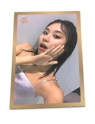 TWICE 8th Mini Album Feel Special CHAEYOUNG Official Photocard KPOP CHE