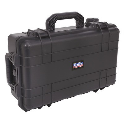AP615 Sealey Storage Case Water Resistant Professional on Wheels [Tool Storage]