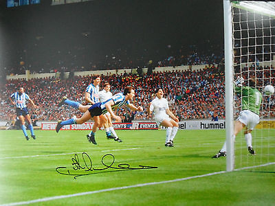 KEITH HOUCHEN Signed 16x12 Photo COVENTRY CITY COA