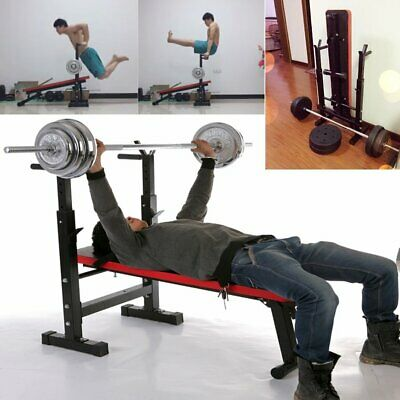 Foldable Bench Press – Chest Weight Indoor Fitness Exercise Home Gym Workout UK
