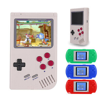 Portable Retro Handheld Game Console Classic Video Game Player for Gameboy Gift